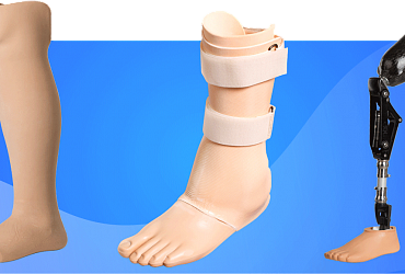 Prostheses of lower extremity